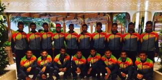 5th AHF Cup: Sri Lanka Team