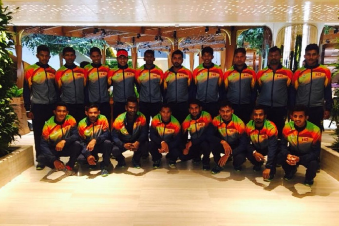 5th AHF Cup: Sri Lanka Team