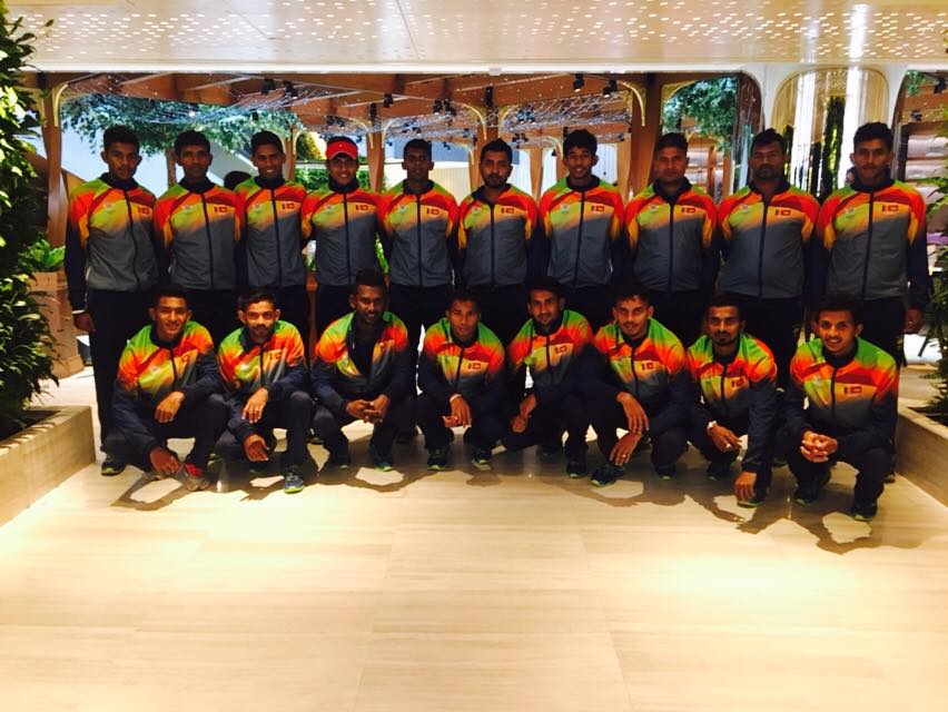 5th AHF Cup: Sri Lanka thrashes Uzbekistan in opener translated