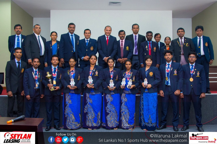 Sri Lankan Carrom Team
