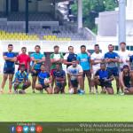 Sri Lanka U-19 rugby squad