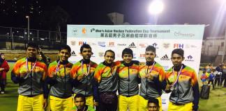 5th AHF Cup – Sri Lanka gets Silver