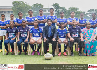 Under 18 Women's Rugby Team