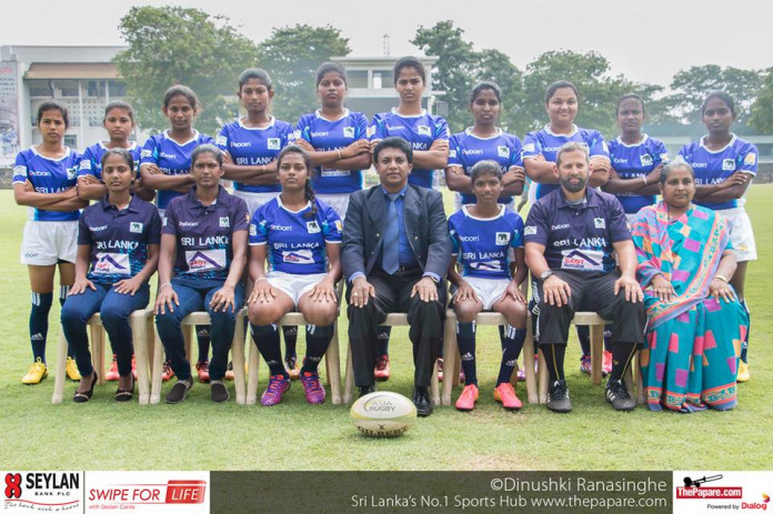 Under 18 Women's Rugby Team