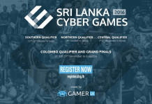 Sri Lanka Cyber Games