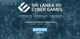 Sri Lanka Cyber Games