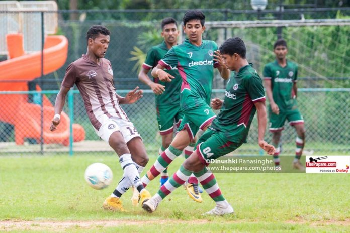 Zahira College, Colombo v Mahajana College, Jaffna – Group C – ThePapare Football Championship 2018