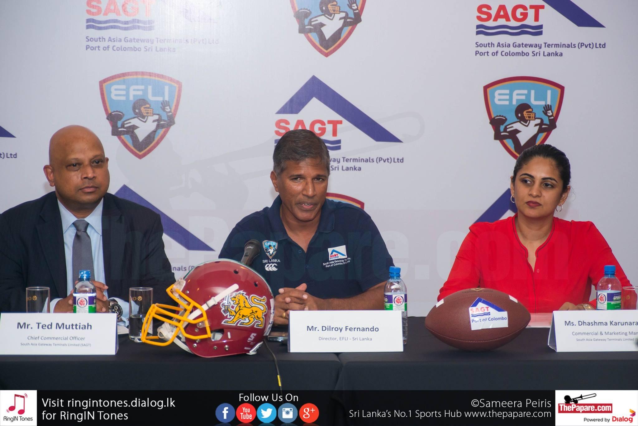 EFLI University Flag Football Tournament - Press Conference