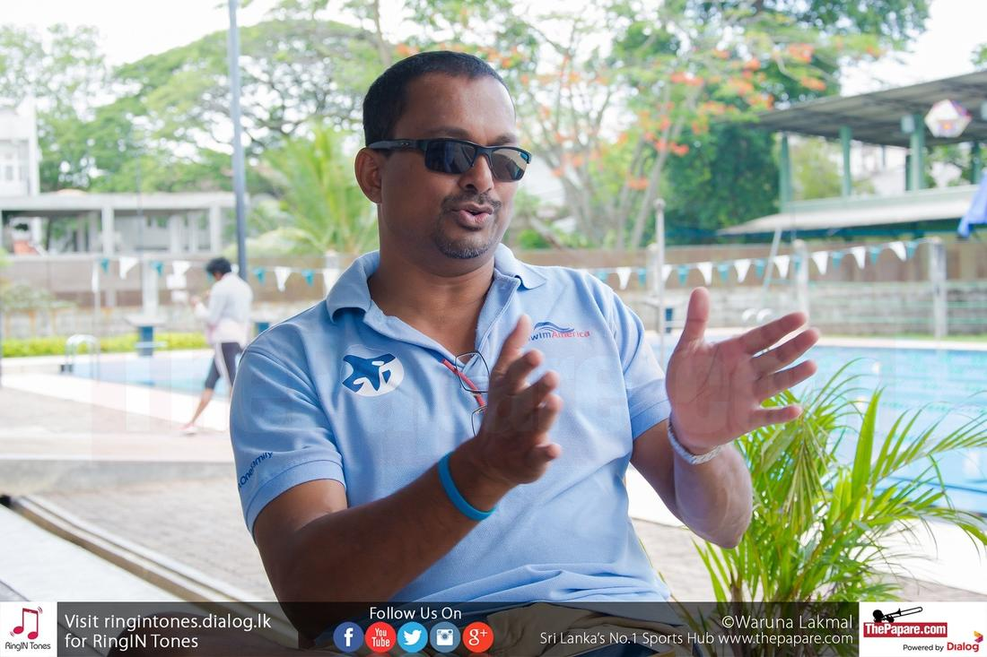 """Sri Lanka swimming will develop with the coaches"" – Manoj Abeysinghe"