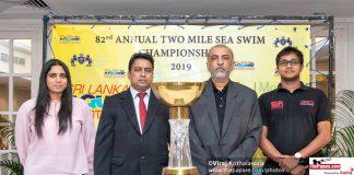 2 mile sea swim