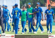 Sri Lanka U19 vs Australia U19