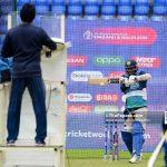 Sri Lanka training session ahead of New Zealand match