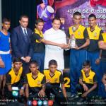43rd LV Jayaweera Boxing Championship Final