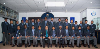 Sri Lanka A Team Departure for England Tour