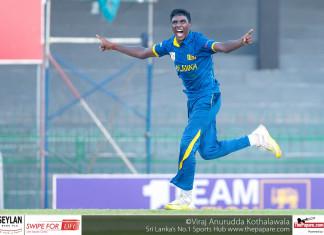Sri Lanka U19 demolish Zimbabwe U19