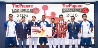ThePapare Basketball Championship launch