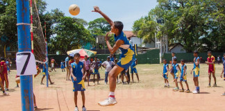 10th Blue Gold & Blue Volleyball Tournament 2016
