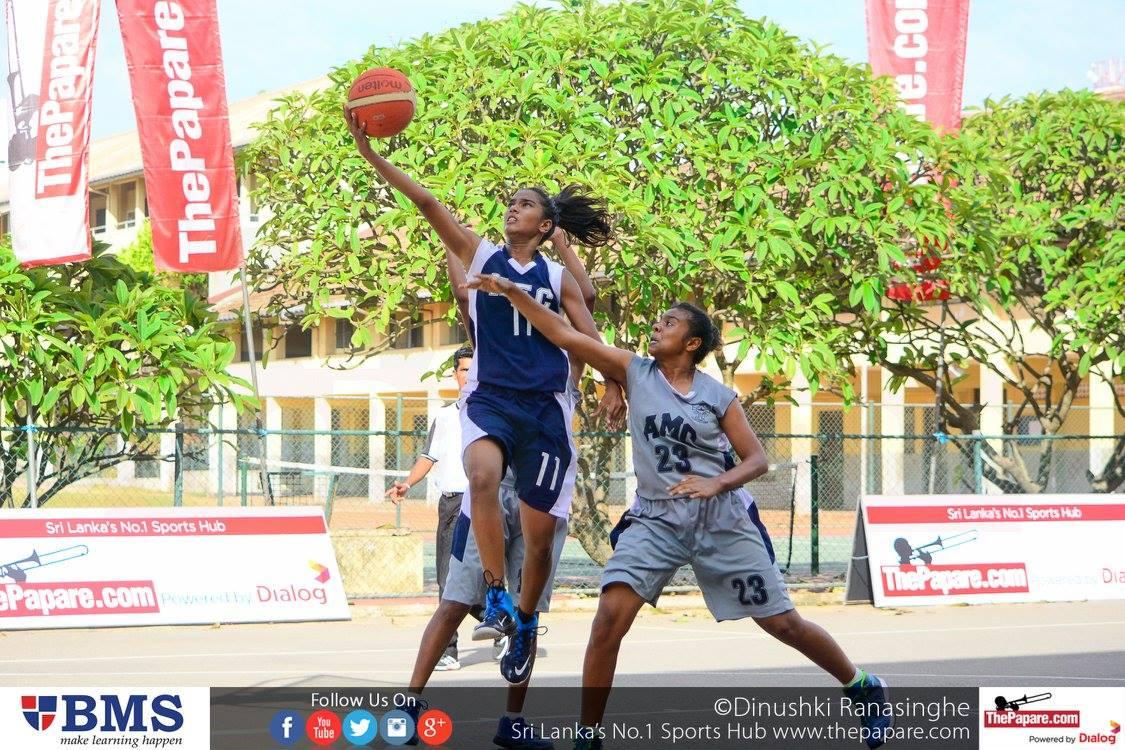 Holy Family Convent v Ave Maria Negombo - Girls U19 Basketball