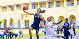 Holy Family Convent v Presbyterian College - Girls U19 Basketball