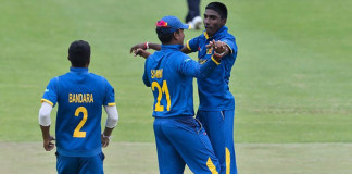 Sri Lanka v Australis U19 Cricket 1st youth ODI