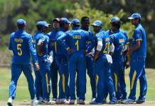 SL U19 vs AUS U19 - 2nd Youth ODI