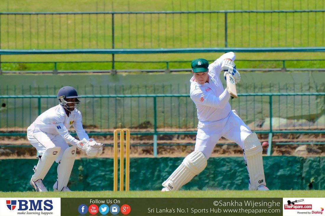 South Africa U19 vs Sri Lanka U19 3rd Youth Test - Day 01