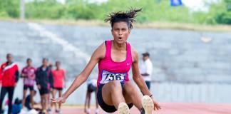 National Athletics Championship 2016 - Day One