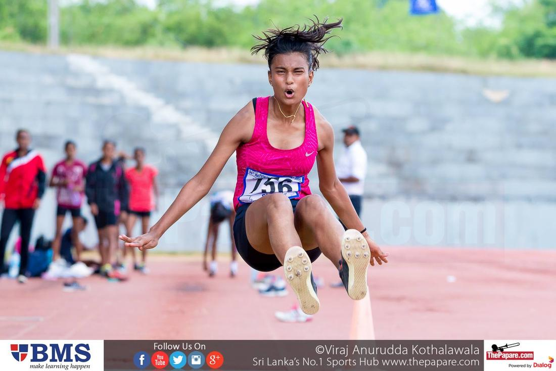 National Athletics Championship 2016 - Day One