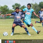 Negombo Youth v Blue Star SC (Dialog Champions League 2016)