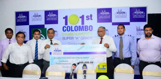 101st Colombo Championship 2016 - Press Conference
