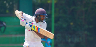 SL President's v England lions Practice match day 2 report
