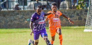 Matara City v Up Country Lions (Dialog Champions League 2016)