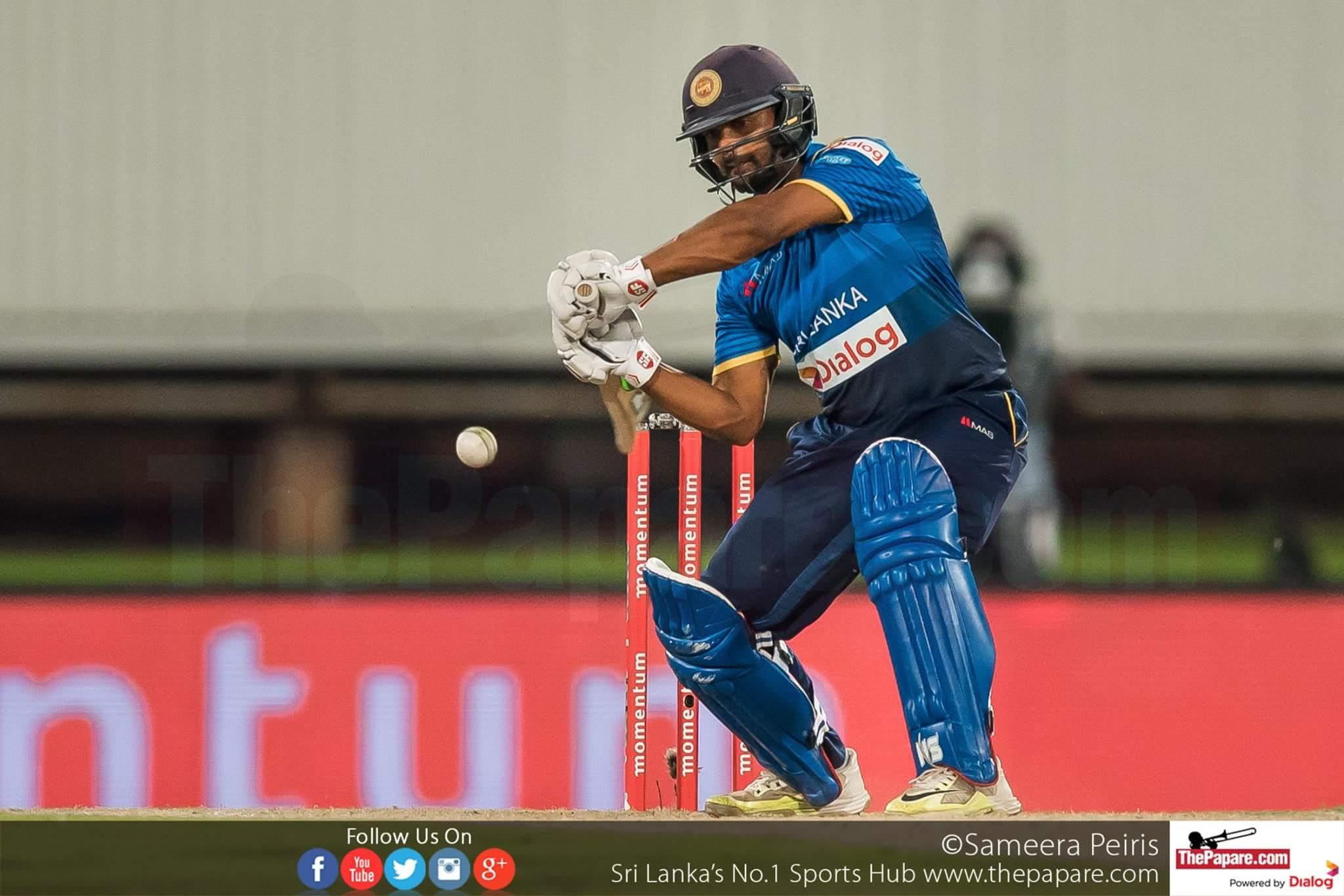 Sri Lanka v South Africa 5th ODI