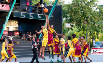 Royal College Vs. Ananda College
