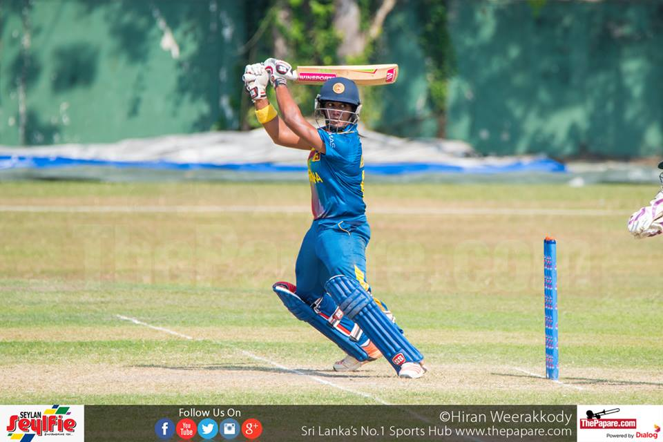 Sri Lanka claim spot in Women's World Cup after Atapattu heroics