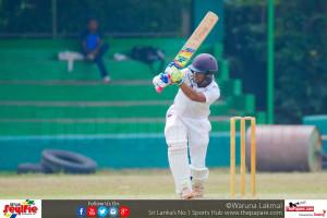 Sri Lanka President's XI v England lions practice match day 3 report
