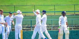 Sri Lanka A v England Lions
