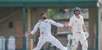 Sri Lankan XI Vs Australia - Tour Game Day - 1