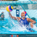 Defense Water polo Games Finals