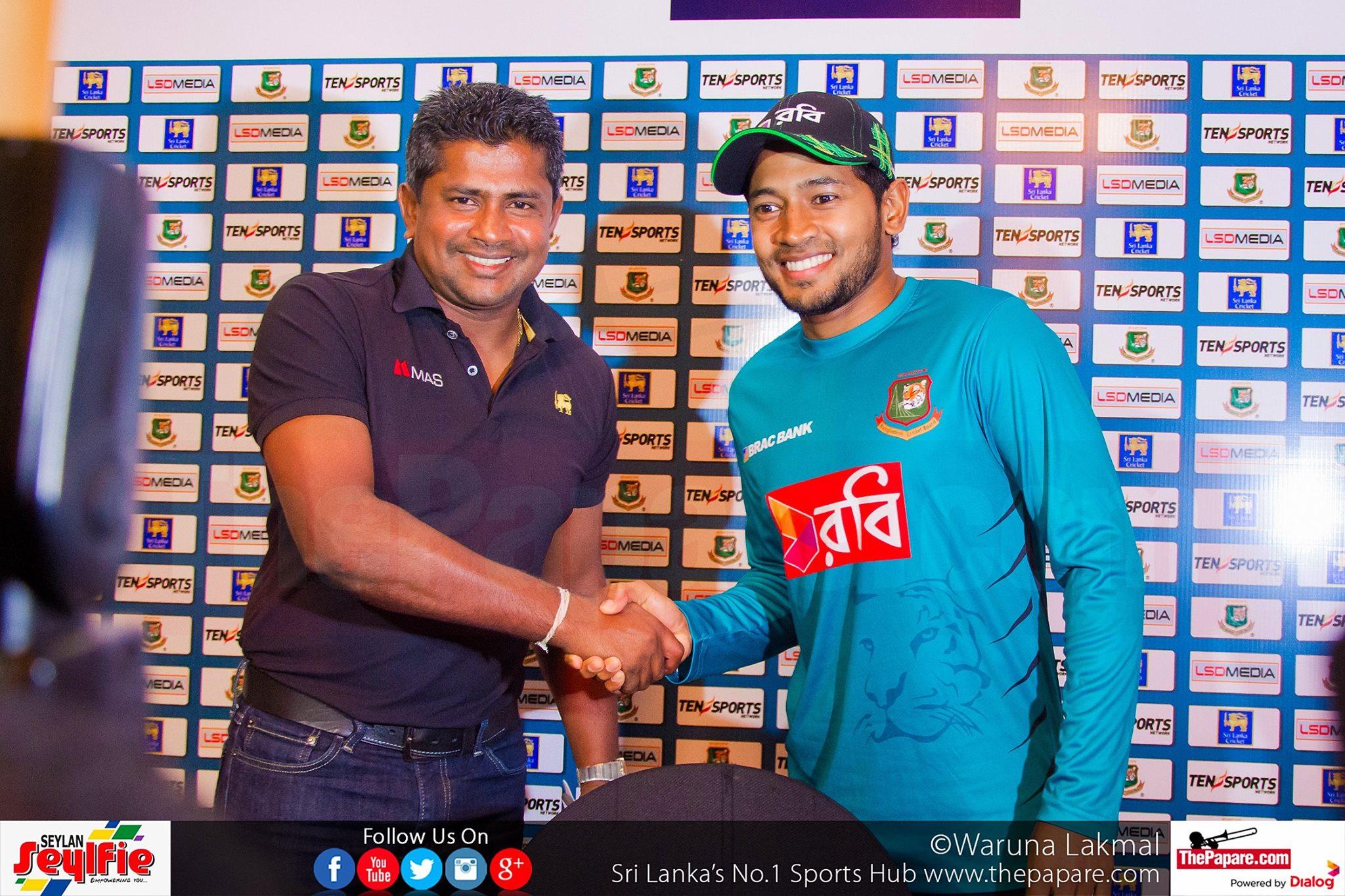 Bangladesh vs Sri Lanka - Press Conference Article