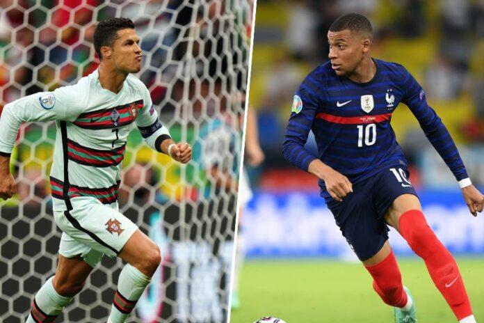 Hungary vs Portugal & France vs Germany