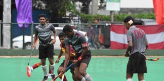 16th Ananda - Nalanda Annual Hockey encounter