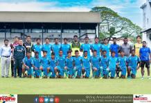 Sri Lanka U16 Football Team