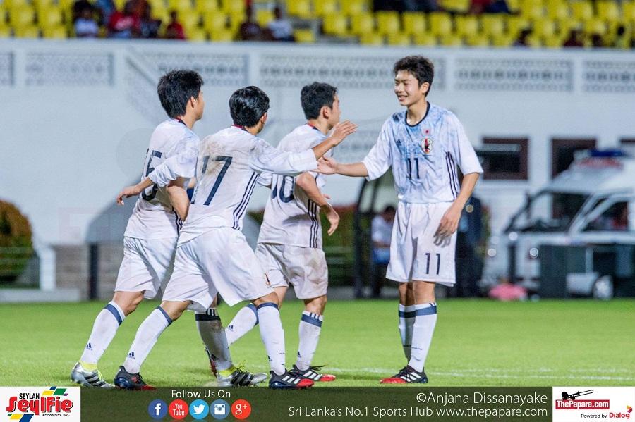 Japan trounce Bhutan; rain washes out Sri Lanka - Nepal
