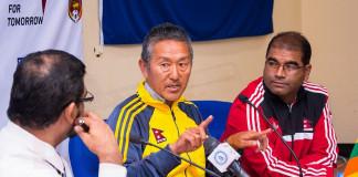 South Asia – Japan U16 Football