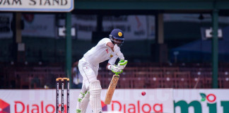 Sri Lanka v Bangladesh 2nd test day 3