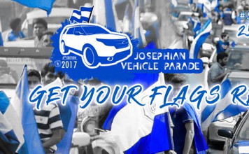 6th Josephian Vehicle Parade to paint Colombo in Blue & White