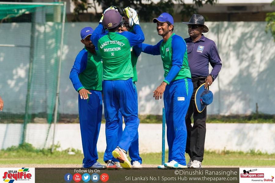 SLC Inter District cricket March