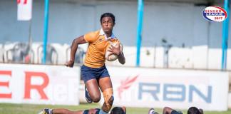 SPC vs SJC - Junior Rugby