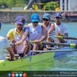 Head of the Beira regatta- 27th March 2017